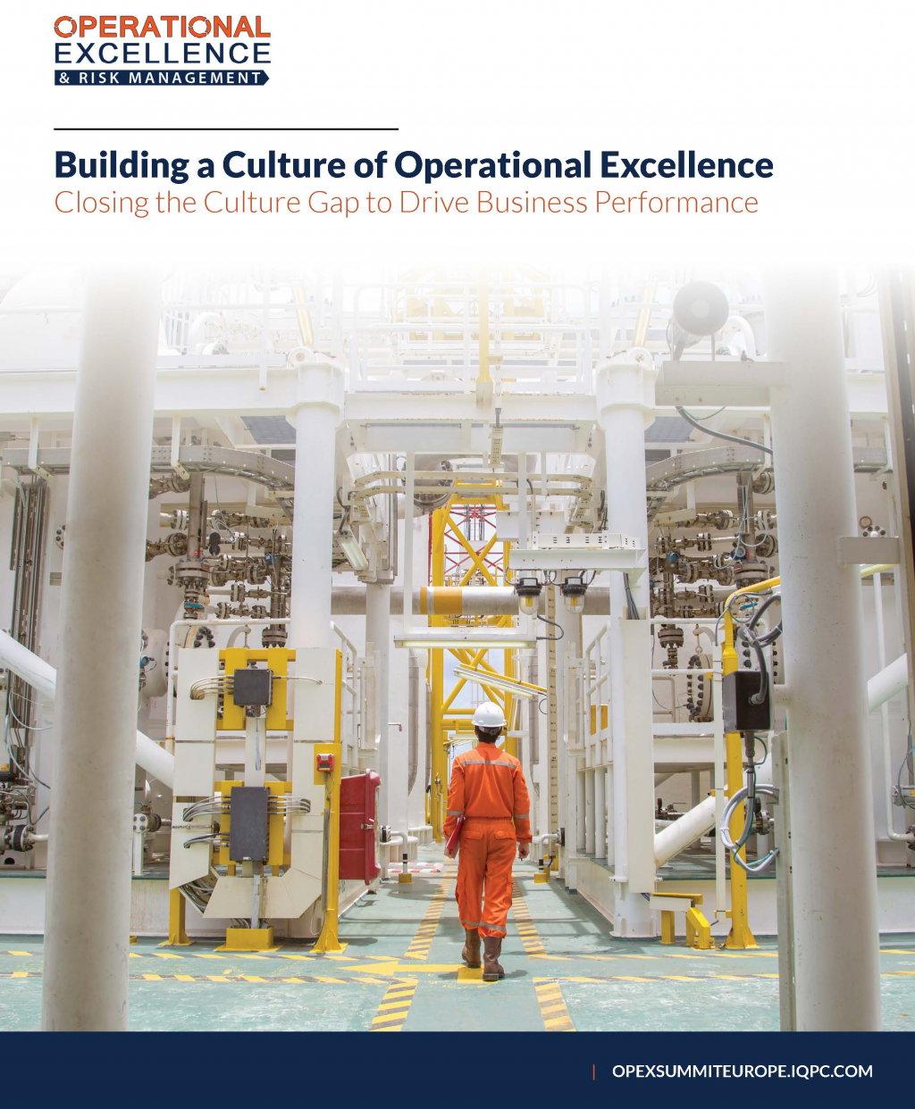 Building a Culture of Operational Excellence: E-Book
