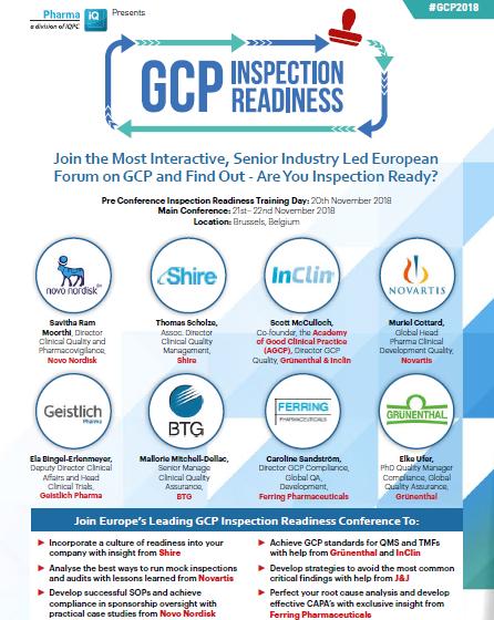 GCP Event Brochure Sponsorship