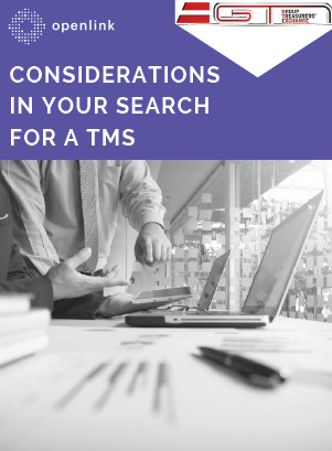 Openlink Interview: Considerations in your search for a TMS