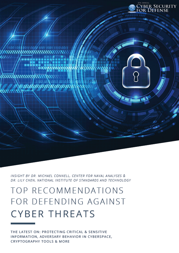 Top Recommendations for Defending Against Cyber Threats