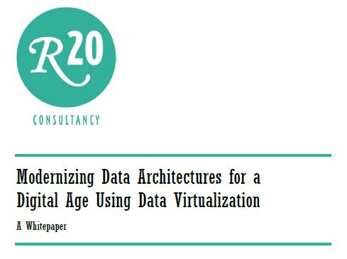 Modernizing Data Architectures For A Digital Age Using Data Virtualization