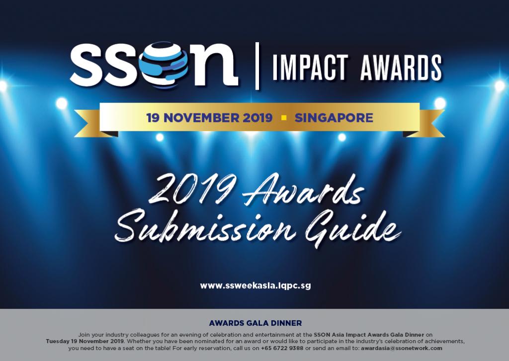 SSON Impact Awards Sponsorship Package