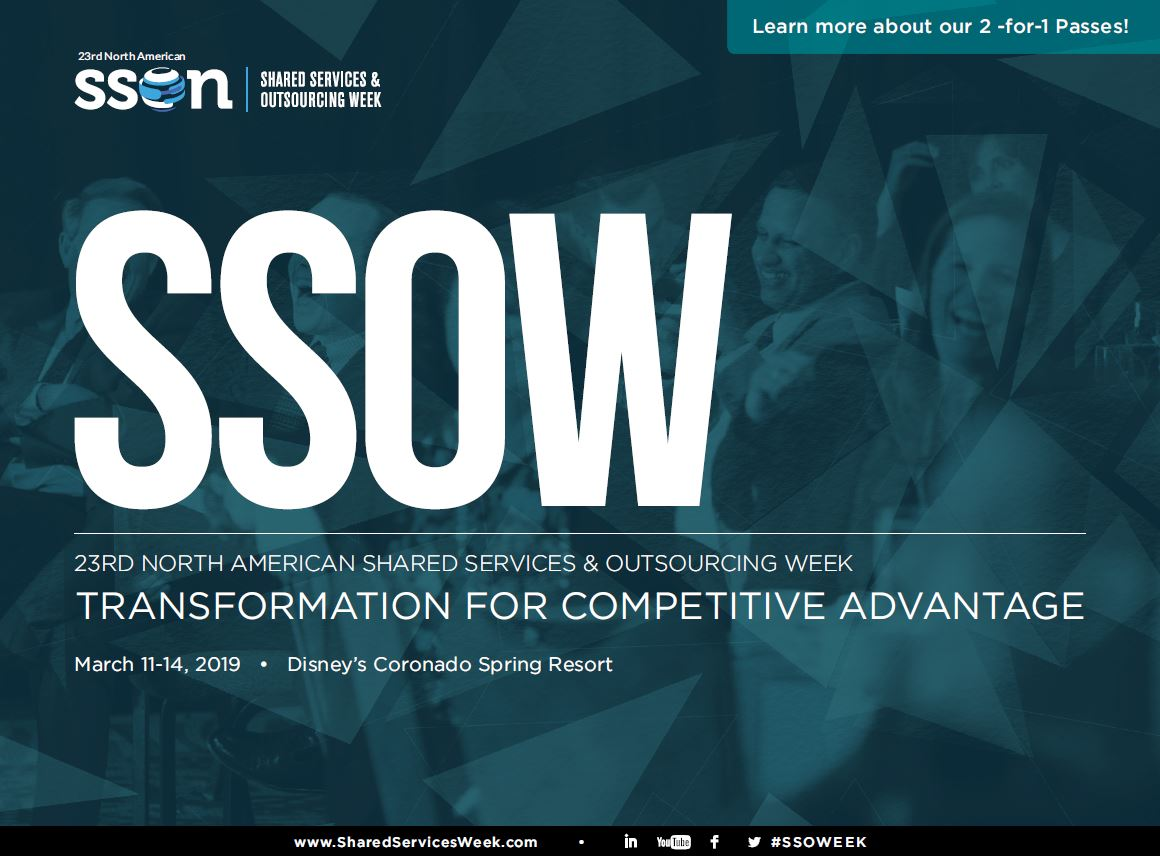 View SSOW 2019's Agenda