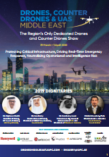 Drones, Counter Drones & UAS Middle East 2020 - Product Guide