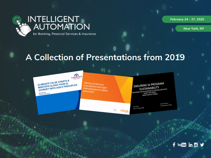 A Collection of Presentations from 2019