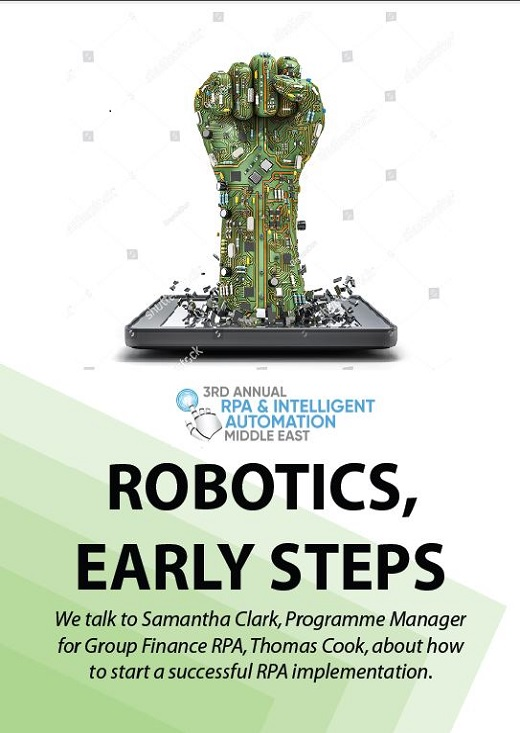 Robotics, Early Steps