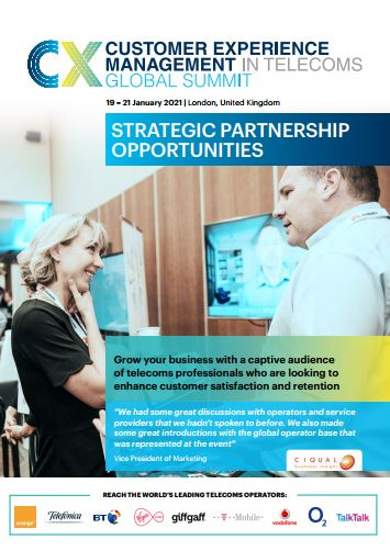 2021 Strategic Partnership Opportunities