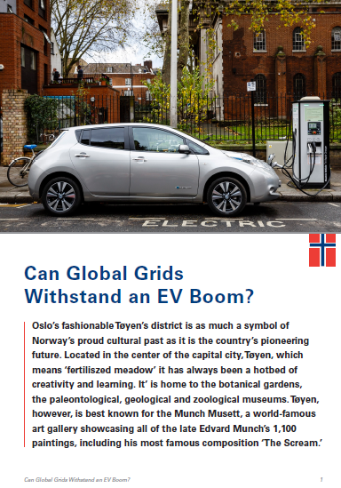 E-Mobility Report: Can European & US Grids Withstand an EV Boom?