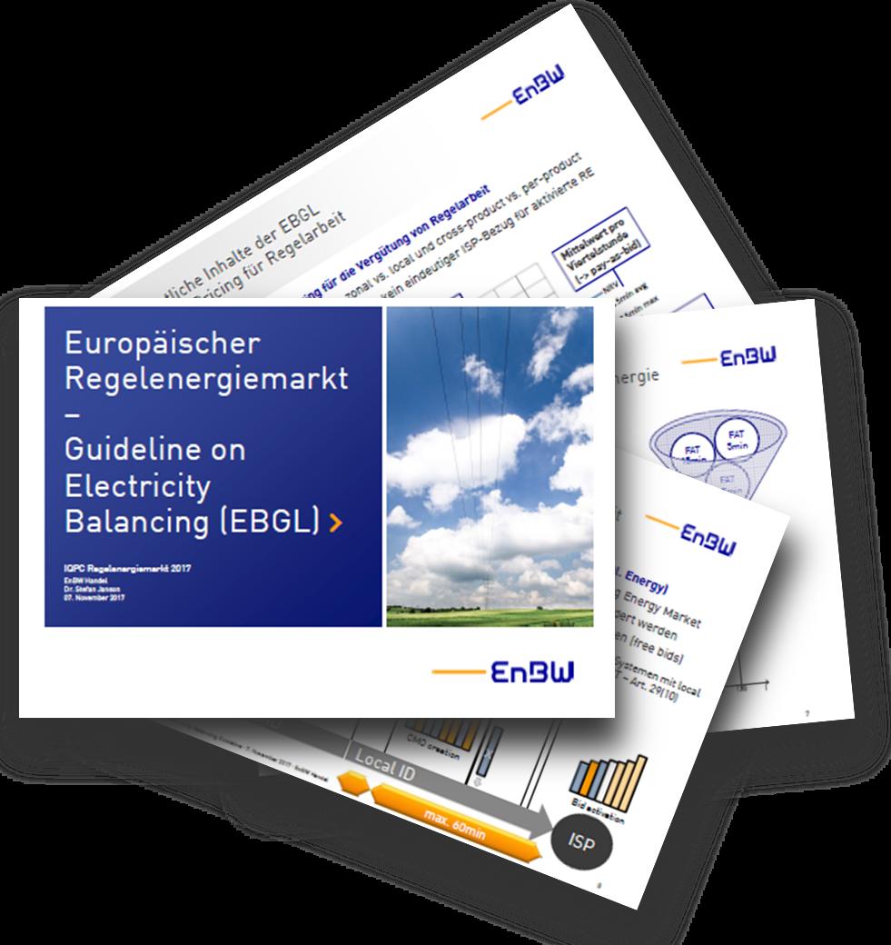 Der lange Weg zu einem europäischen Regelenergiemarkt