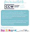 Customer Contact Sydney Winter Edition: Focus Day