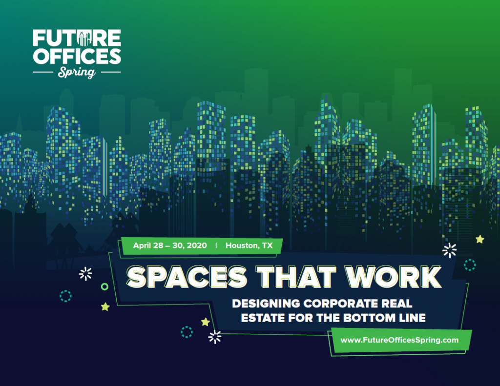 Future Offices Spring 2020 Event Guide