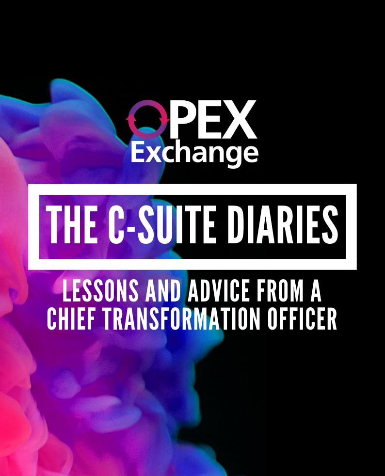 The C-Suite Diaries