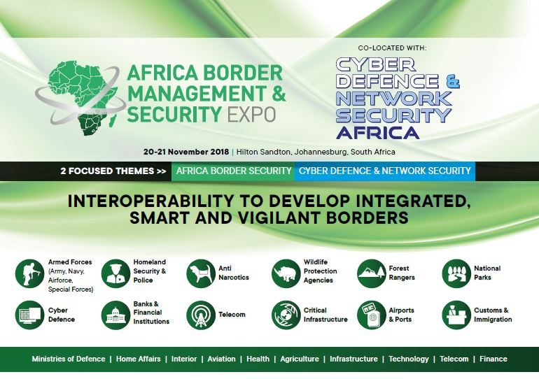 Sponsorship Prospectus: Africa Border Management & Security Conference 2018