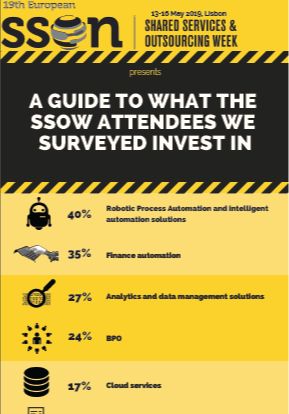 SSOW Spring 2019 - spex - investment priorities