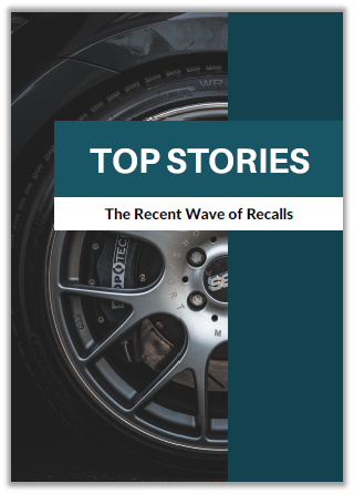 Automotive IQ Expert Report:The Recent Wave of Brake Recalls