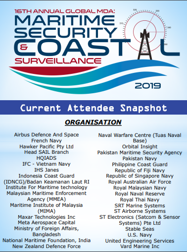 See who is attending Coastal 2019