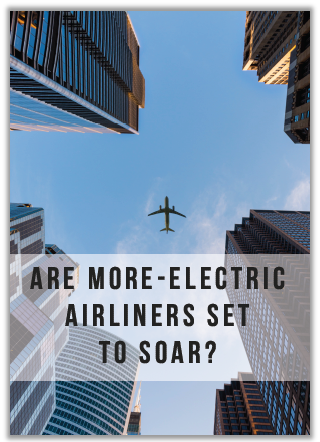 Article on trending future battery technologies for electric aircrafts