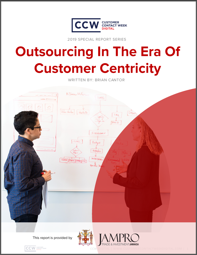 Special Report: Outsourcing In The Era Of Customer Centricity