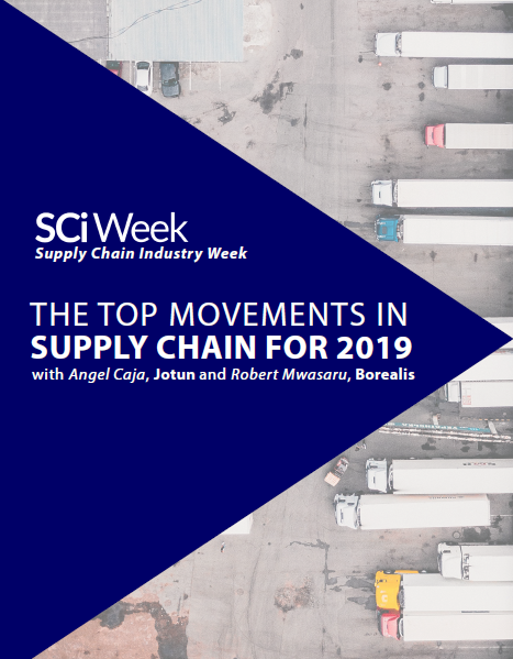 The Top Movement in Supply Chain for 2019