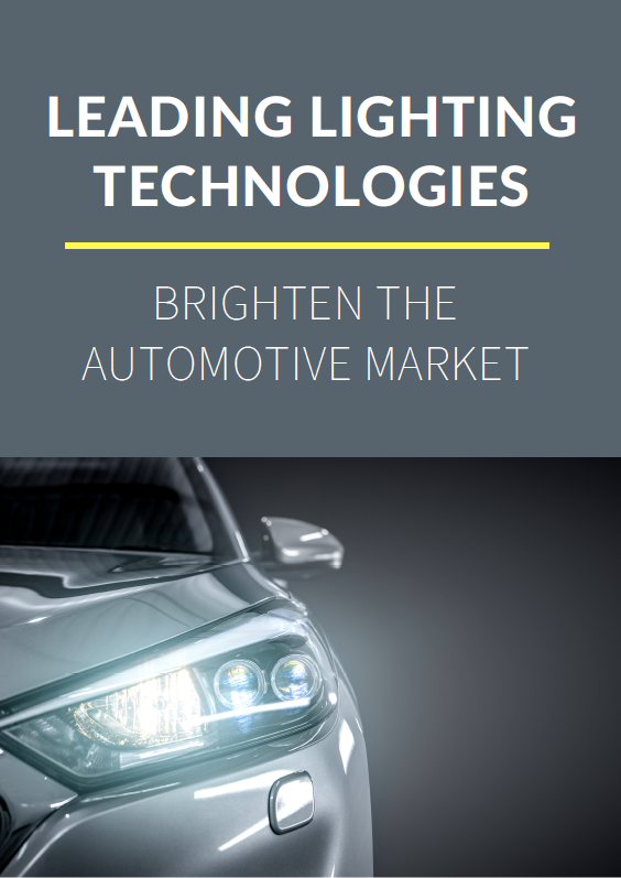 A Look at How Leading Lighting Technologies are Brightening up the Automotive Market in 2019