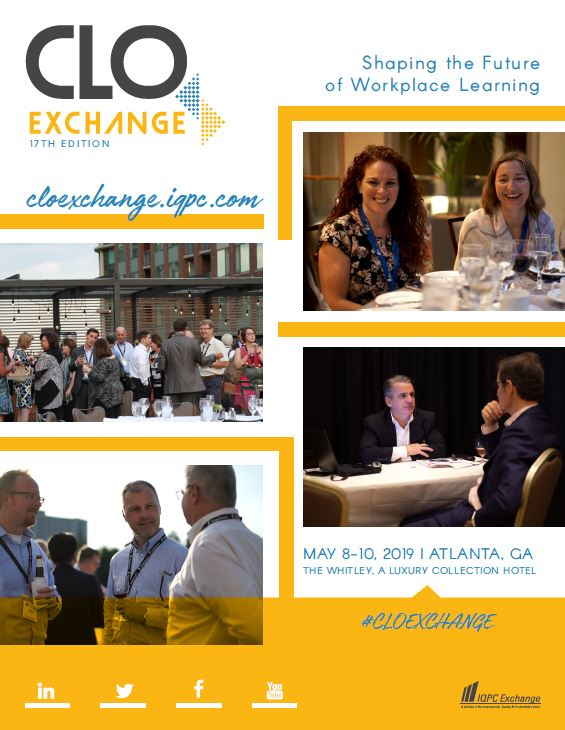 Download the 2019 CLO Exchange Agenda