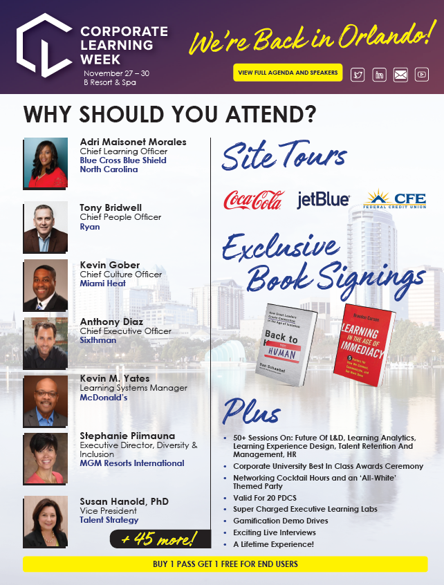 Why Attend CLW 2018?
