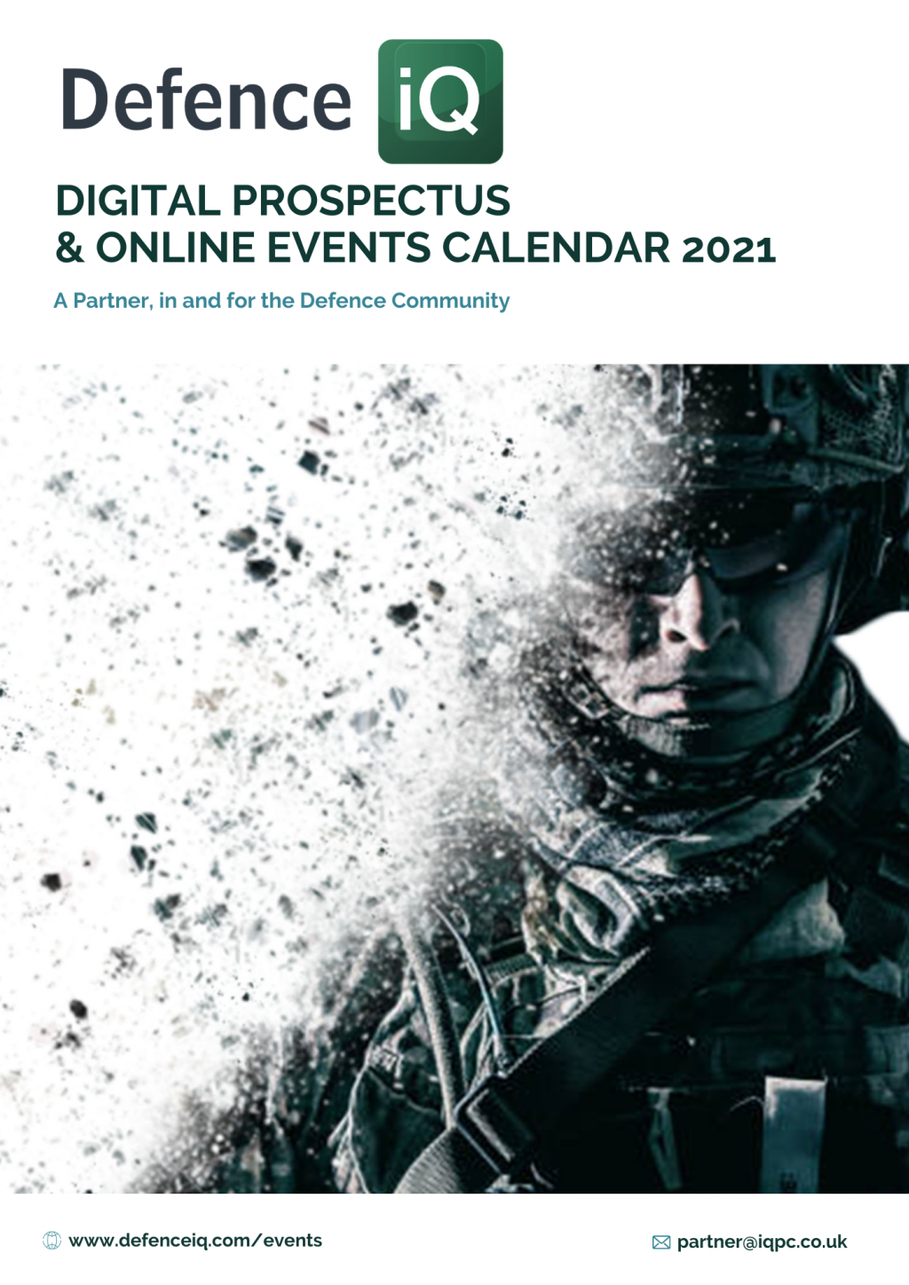 Defence iQ Digital Prospectus and Online Event