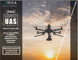 Counter UAS Summer  2021 Agenda