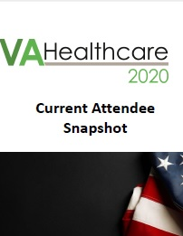 VA Healthcare 2020 Current Attendee Snapshot