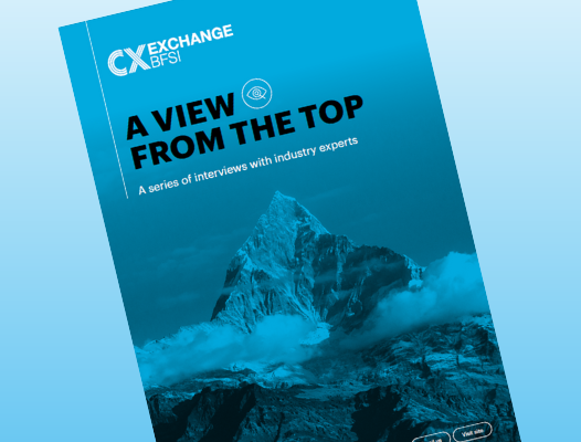 A View from the Top: A Series of Interviews with Industry Experts