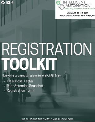 Registration Toolkit: Intelligent Automation for BFSI