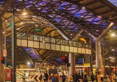 Australian train stations lag in precinct integration