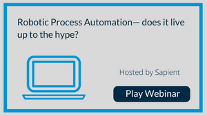 Robotic process automation—does it live up to the hype?