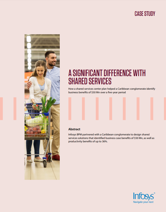 A Significant Difference with Shared Services