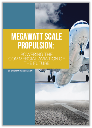 Article on how use megawatt propulsion systems technology for hybrid electric aircraft