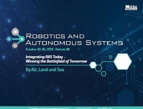 Robotics & Autonomous Systems Agenda