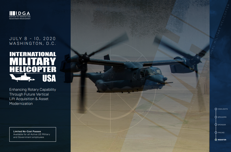 International Military Helicopter USA 2019 Post Show Report