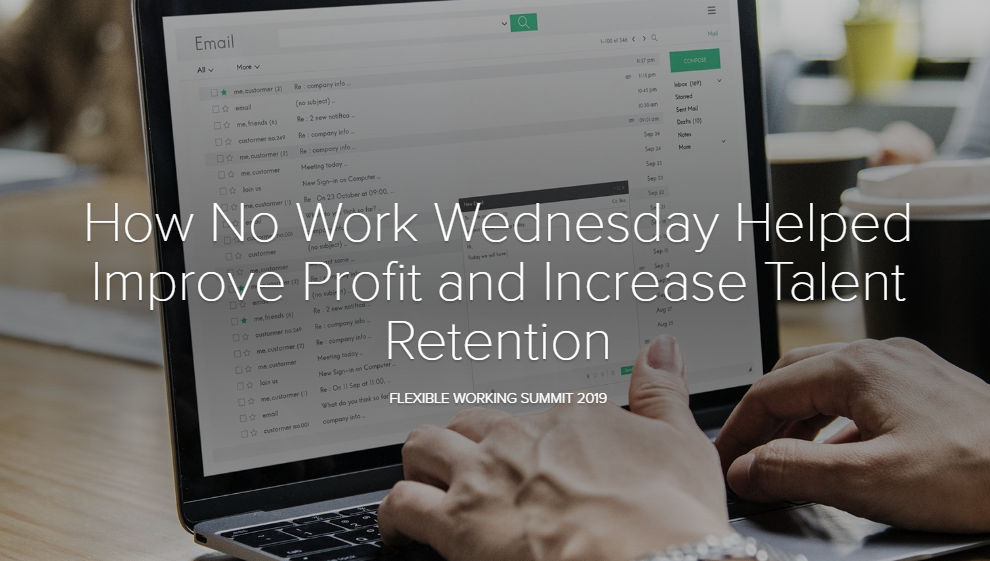 VERSA: How No Work Wednesday Helped Improve Profit and Increase Talent Retention