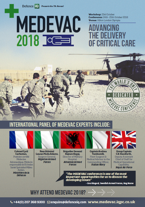 Download the 2018 MEDEVAC Programme
