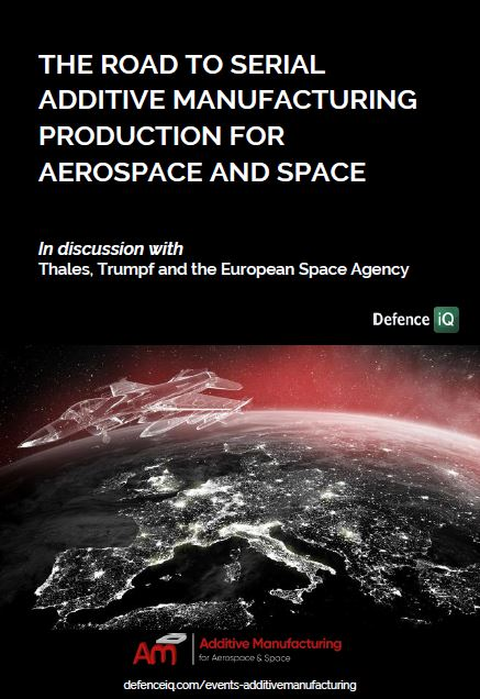 The road to serial additive manufacturing production for aerospace and space