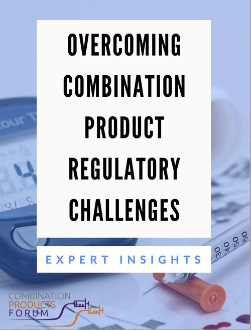 Overcoming Combination Products Regulatory Challenges