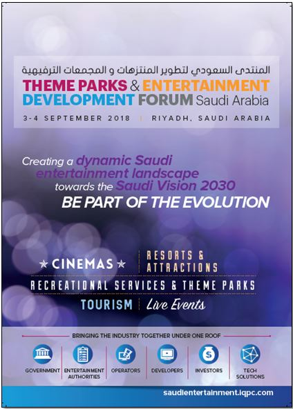 Agenda Preview - Theme Parks and Entertainment Development Forum Saudi Arabia