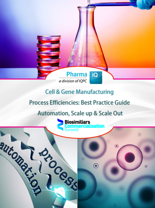 Cell & Gene Manufacturing Process Efficiencies: Best Practice Guide