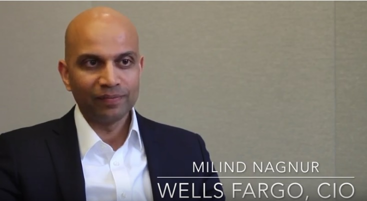 Interview with a CIO in the Enterprise Information Technology group at Wells Fargo, Milind Nagnur