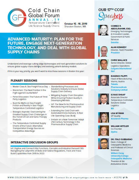 Engage Next-Gen Technology & Deal with Global Supply Chains