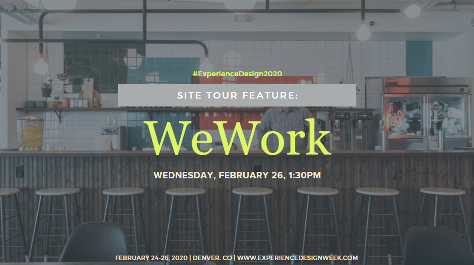 Site Tour Feature: WeWork