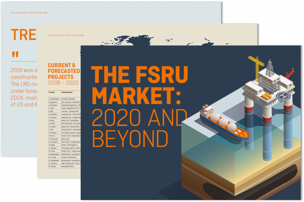 The FSRU Market: 2020 And Beyond
