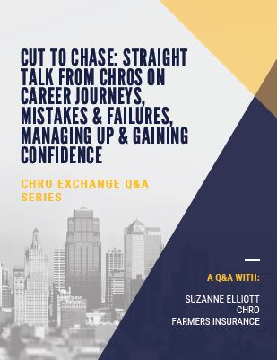 Q&A with Suzanne Elliott, CHRO of Farmers Insurance