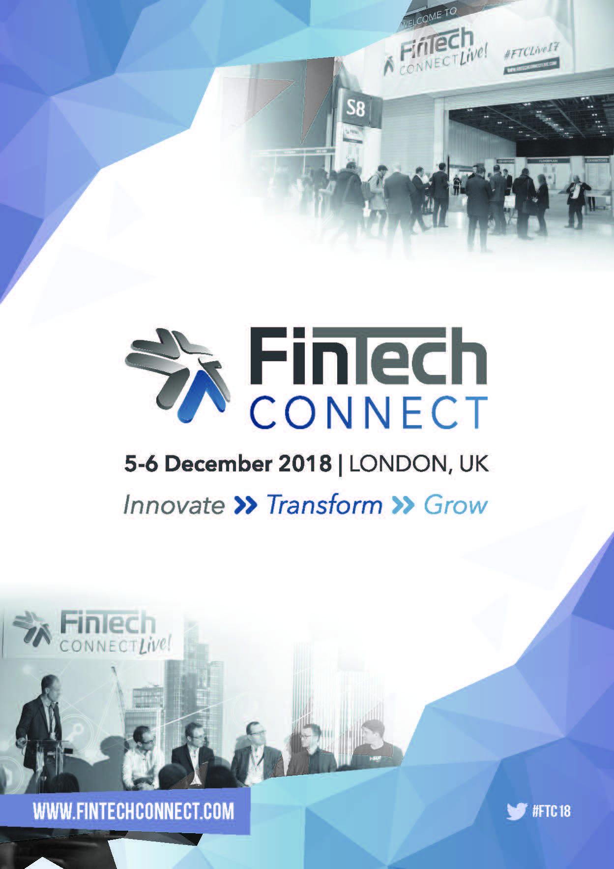 FinTech Connect Sponsorship Prospectus
