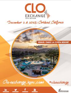 2018 CLO Exchange West Agenda
